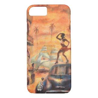 Cuban dances iPhone 7 case