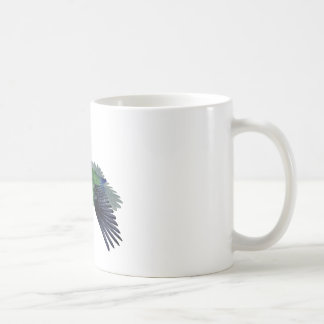 Cuban Emerald Hummingbird Coffee Mug