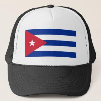 Cuban Flag - Bandera Cubana - Flag of Cuba Trucker Hat