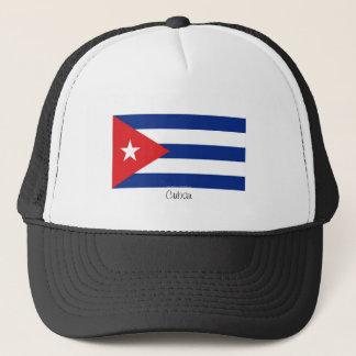 Cuban flag souvenir hat