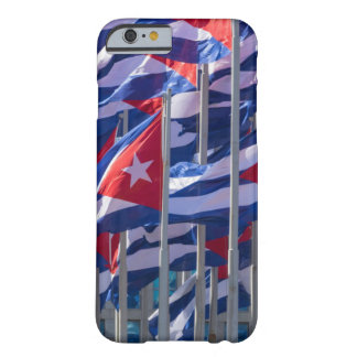Cuban flags, Havana, Cuba Barely There iPhone 6 Case