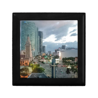Cuban Freedom Tower in Miami 2 Gift Box