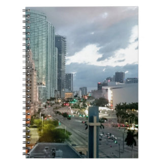 Cuban Freedom Tower in Miami 2 Notebook