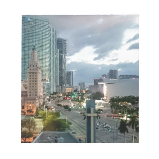 Cuban Freedom Tower in Miami 2 Notepad