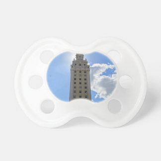 Cuban Freedom Tower in Miami 4 Baby Pacifiers