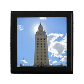 Cuban Freedom Tower in Miami 4 Gift Box