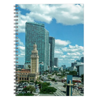 Cuban Freedom Tower in Miami 5 Note Book