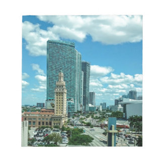 Cuban Freedom Tower in Miami 5 Notepad
