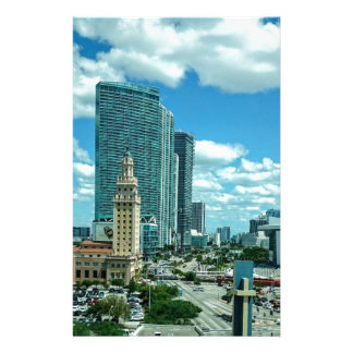 Cuban Freedom Tower in Miami 5 Stationery