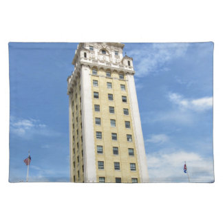 Cuban Freedom Tower in Miami 6 Placemat
