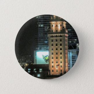 Cuban Freedom Tower in Miami 7 6 Cm Round Badge