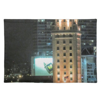 Cuban Freedom Tower in Miami 7 Placemat