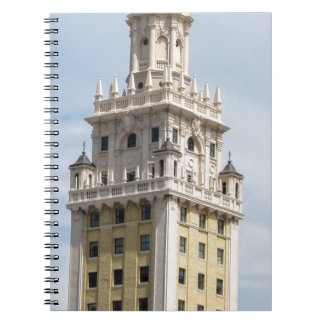 Cuban Freedom Tower in Miami Notebook