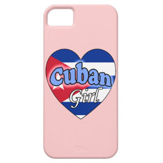 Cuban Girl iPhone 5 Case