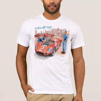 Cuban Grand Prix 1957 T-Shirt