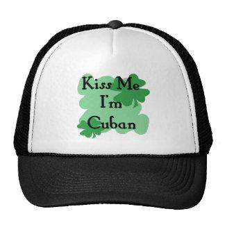 Cuban Trucker Hat