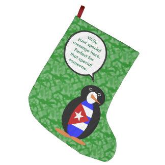 Cuban Holiday Mr. Penguin