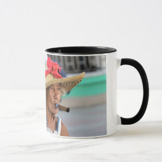 Cuban Lady Mug