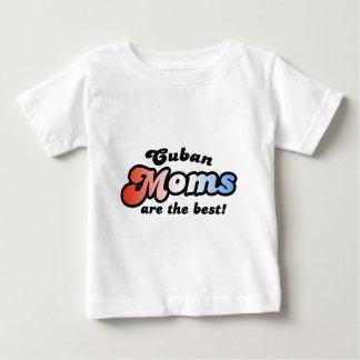 Cuban Moms Baby T-Shirt