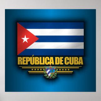 Cuban Pride Poster