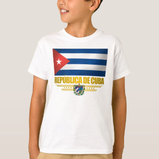"""Cuban Pride"" Shirts"