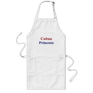 Cuban Princess Long Apron