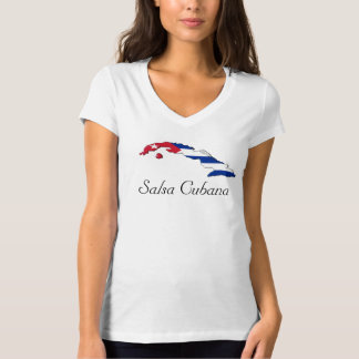 Cuban Salsa Shirt