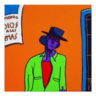 Cuban Stevedore Poster