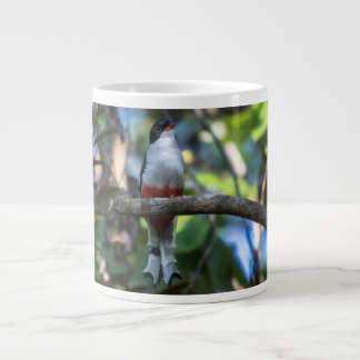 Cuban Tocororo Large Coffee Mug