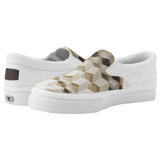 Cuban Wave Slip On Shoes