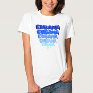 Cubana tee-shirt t-shirts