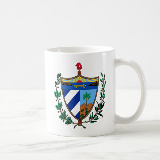 Cuba's Coat of Arms Mug