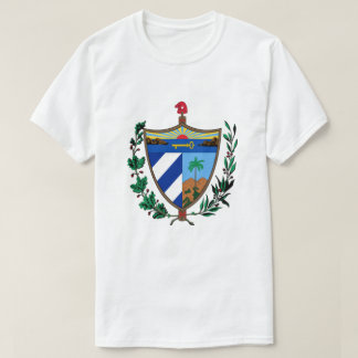 Cuba's Coat of Arms T-shirt