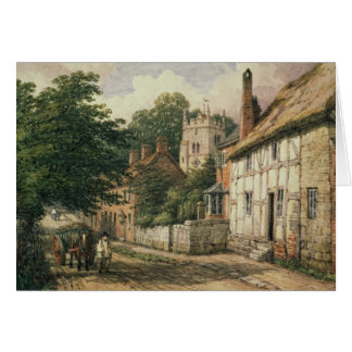 Cubbington, Warwickshire Card