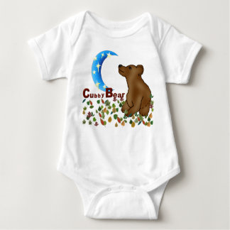Cubby Bear Baby Bodysuit