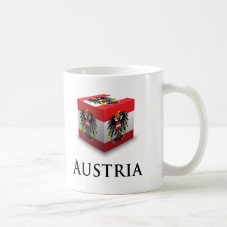 Cube Austria Coffee Mug