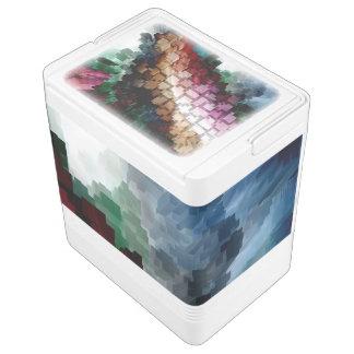 Cube Centric Dark Wind Cooler