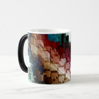 Cube Centric Dark Wind Magic Mug