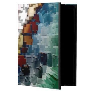 Cube Centric iPad Air Case