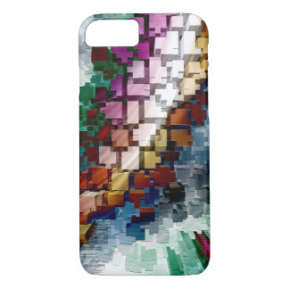 Cube Centric iPhone 8/7 Case