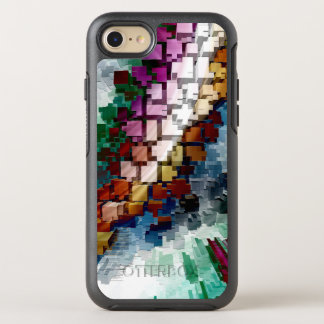 Cube Centric OtterBox Symmetry iPhone 8/7 Case
