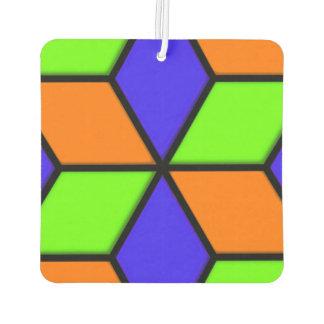 Cube Look Car Air Freshener