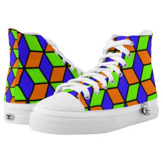 Cube Look High Tops