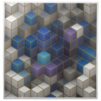 Cube Napkin