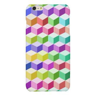 Cube Pattern Multicolored