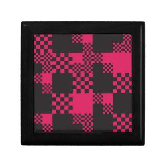 cube square block shape creative gift box