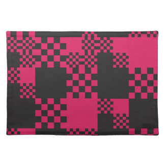 cube square block shape creative placemat