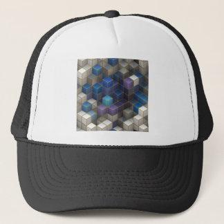 Cube Trucker Hat