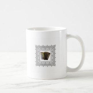 cubed accordion coffee mug