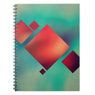 Cubed In Surrealism Notebook